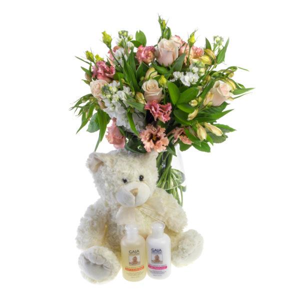 New Mum floral arrangement